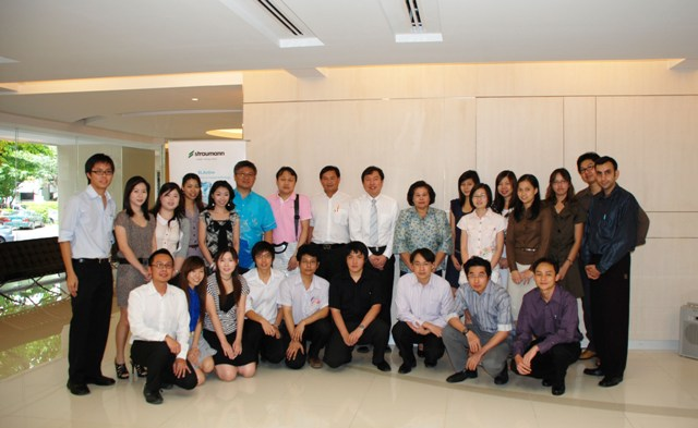 Esthetic Restorative and Implant Dentistry.The Faculty of Dentistry, Chulalongkorn University ce_implant