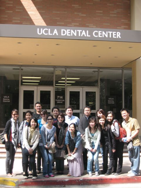 Esthetic Restorative and Implant Dentistry.The Faculty of Dentistry, Chulalongkorn University California, Los Angeles (UCLA)