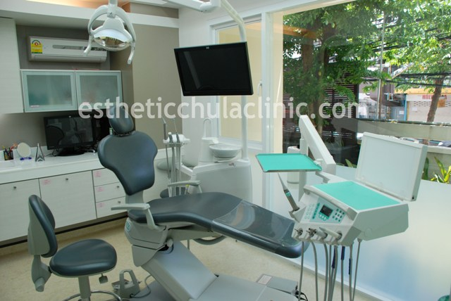 Esthetic Restorative and Implant Dentistry.The Faculty of Dentistry, Chulalongkorn University unit